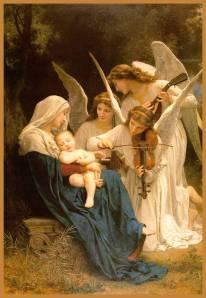 O Cântico dos Anjos