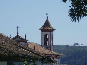 Campanário da Igreja do Carmo
