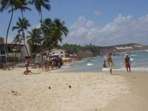 Praia da Pipa - by Cleide Sousa