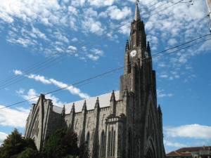 Igreja Matriz de Canela - por Cleide Sousa