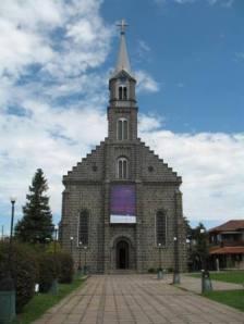 Igreja Matriz de Gramado - por Cleide Sousa