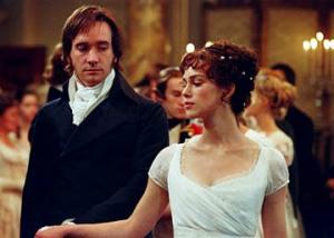 Esse Vestido do Filme Orgulho e Preconceito não é de noiva, mas eu acho perfeito para um casamento...