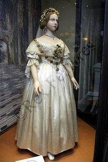 O vestido ainda existe!