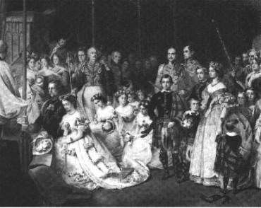Casamento da Rainha Victoria
