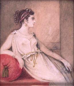 Noiva na Grécia Antiga