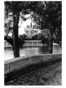 Rio Sena, Notre Dame ao fundo