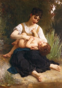 44491624_Bouguereau_William_Adolphe_Juene_Fille_Et_Enfant_MiCorps
