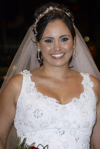 Alessandra de noiva