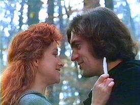 "Abelard e Heloise, cena do filme ""Stealing Heaven"""