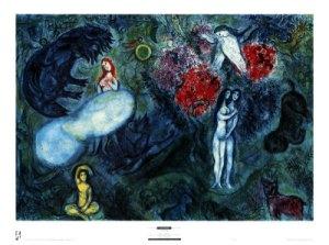 Paraíso - Marc Chagall