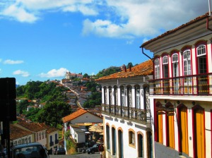 Ladeiras de Ouro Preto - Cleide Sousa