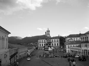 Praça Tiradentes Cleide Sousa
