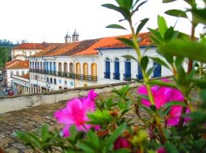 Casario da Praça Tiradentes