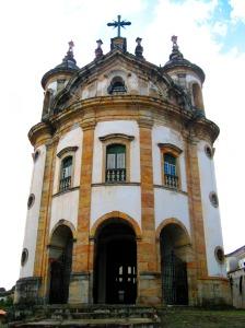 Igreja Nossa Senhora do Rosário Cleide