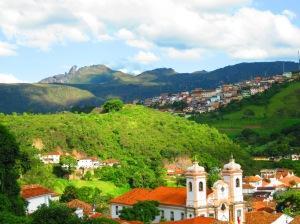 Vista de Ouro Preto Cleide Sousa