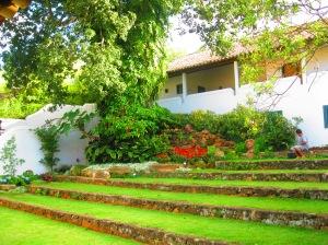 Jardim do Centro Cultural