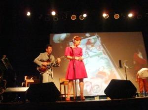 Show Mafalda Menotti
