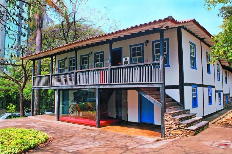 Museu Histórico Abilio Barreto  - Robert Serbinenko. Fonte: Pinterest